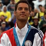 Volleyball Information - Eric Fonoimoana Gold Medal at 2000 Olympics
