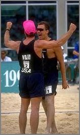 Karch Kiraly and Kent Steffes - The Greatest Beach Volleyball Team Ever