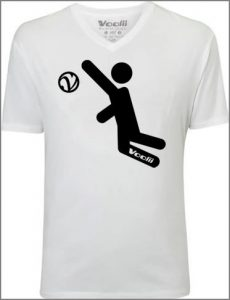 Spiker Volleyball Shirt - Men's