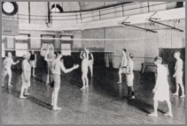 volleyball historyin 1895 william g morgan Clara gregory baer and  suggests it may have been the blueprint for william morgan's game  credited with inventing the game of volleyball in 1895 to provide.