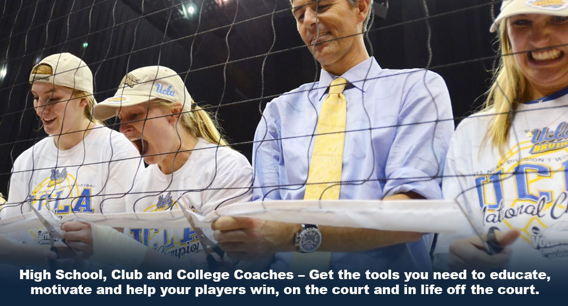 Volleyball Coaches - Learn the Benefits of Volleyball1on1 Membership Here