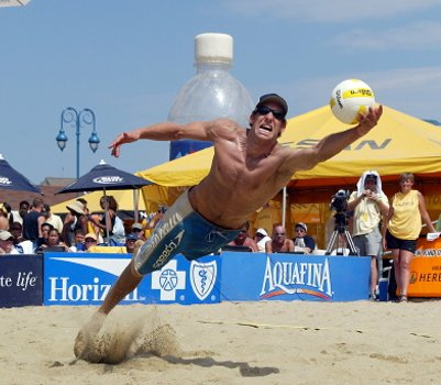 How to Dig a Volleyball
