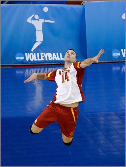 USC Mens Volleyball