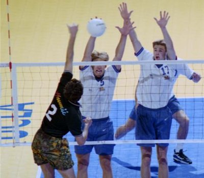 Volleyball Setting