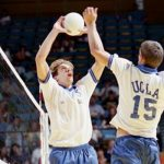 Volleyball Setting - Bic to Dany Farmer